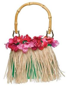 sac de style  hawaïen