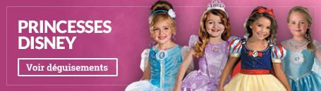 Déguisements de Princesses