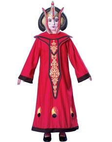 Costume de reine Padmé Amidala pour fille