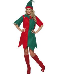 Costume d'elfe tunique pour femme