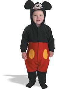 Costume de Mickey Mouse pour bébé