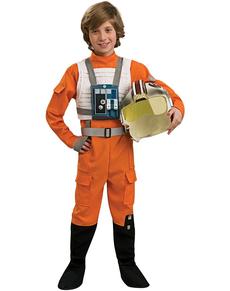 Déguisement de Pilote X-Wing pour enfant