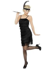 Déguisement de jeune à la mode des années 20
