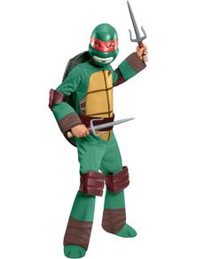 Déguisement de Raphael Tortue Ninja pour enfant