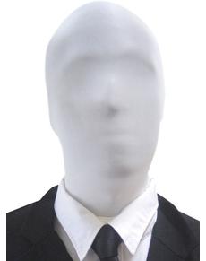 Masque blanc Morphsuits slenderman