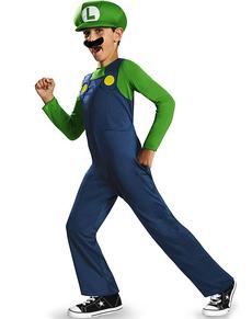Costume de Luigi classique pour garçon