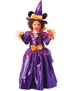 Costume de Minnie Mouse Sorcière Platinum