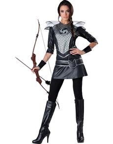 Costume Katniss pour femme