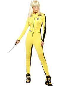 Costume Kill Bill pour femme