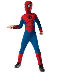 Costume Ultimate Spiderman classic enfant