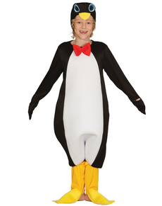Déguisement joyeux pingouin enfant