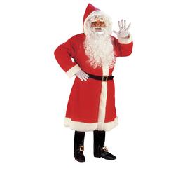 Déguisement Père Noël de luxe homme