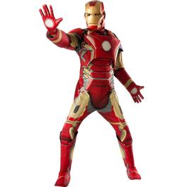 Costume Iron Man Avengers: L'Ère d'Ultron deluxe adulte