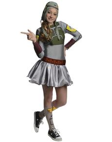 Costume Boba Fett Star Wars adolescente