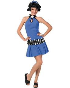 Costume Betty Laroche Pierrafeu adolescente