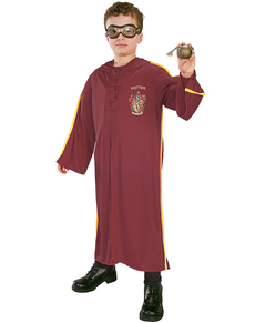 Kit costume Quidditch Harry Potter