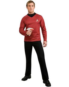 Costume Montgomery Scott Star Trek deluxe homme