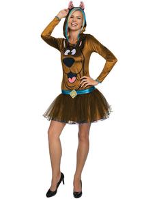 Costume Scooby Doo femme