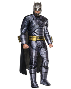 Costume Batman armure deluxe : Batman vs Superman adulte