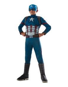 Déguisement de Captain America Civil War enfant