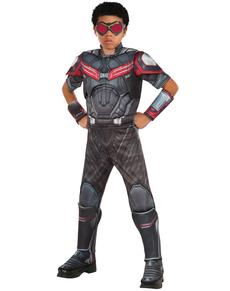 Costume Le Faucon Captain America Civil War garçon