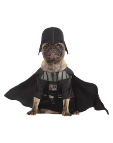 Costume Dark Vador Star Wars chien