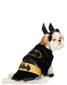 Costume Adorable Batman chien