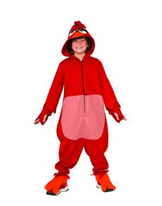 Costume Red Angry Birds enfant