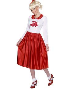 Costume de Sandy de Grease