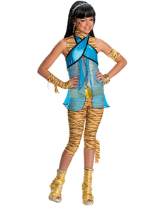 Costume de Cleo de Nile de Monster High