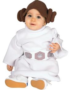 Costume de princesse Leia pour bébé