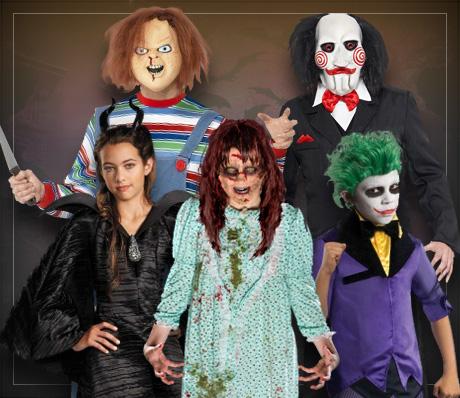 D guisements costumes et accessoires pour halloween carnaval et autres f tes th matiques - Deguisement film d horreur ...